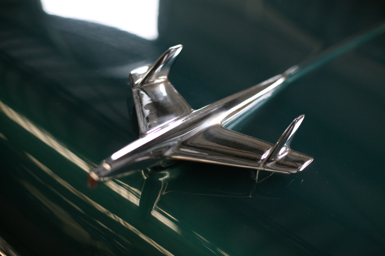 like the hood ornaments